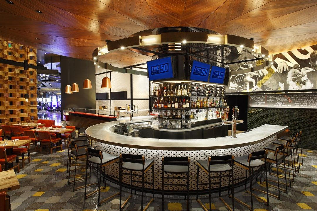 Five50 Pizza Bar Inside The Aria Resort
