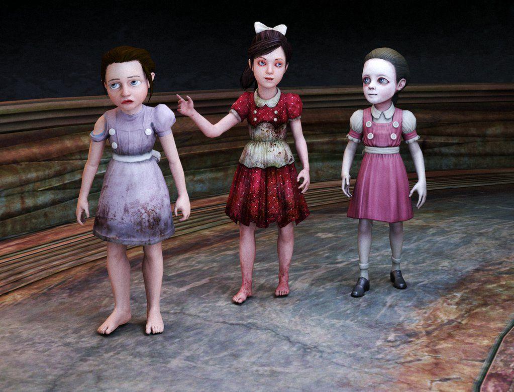 Bioshock little sister hentai free porn pics