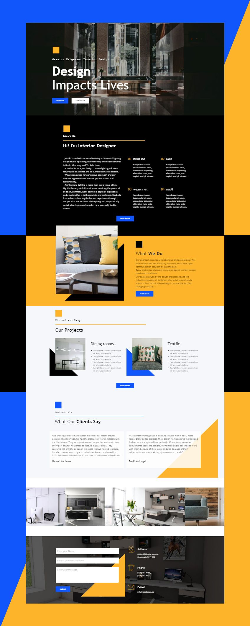 Nicepage Builder Free Template Website Template Design Web Layout Design Web Design Color