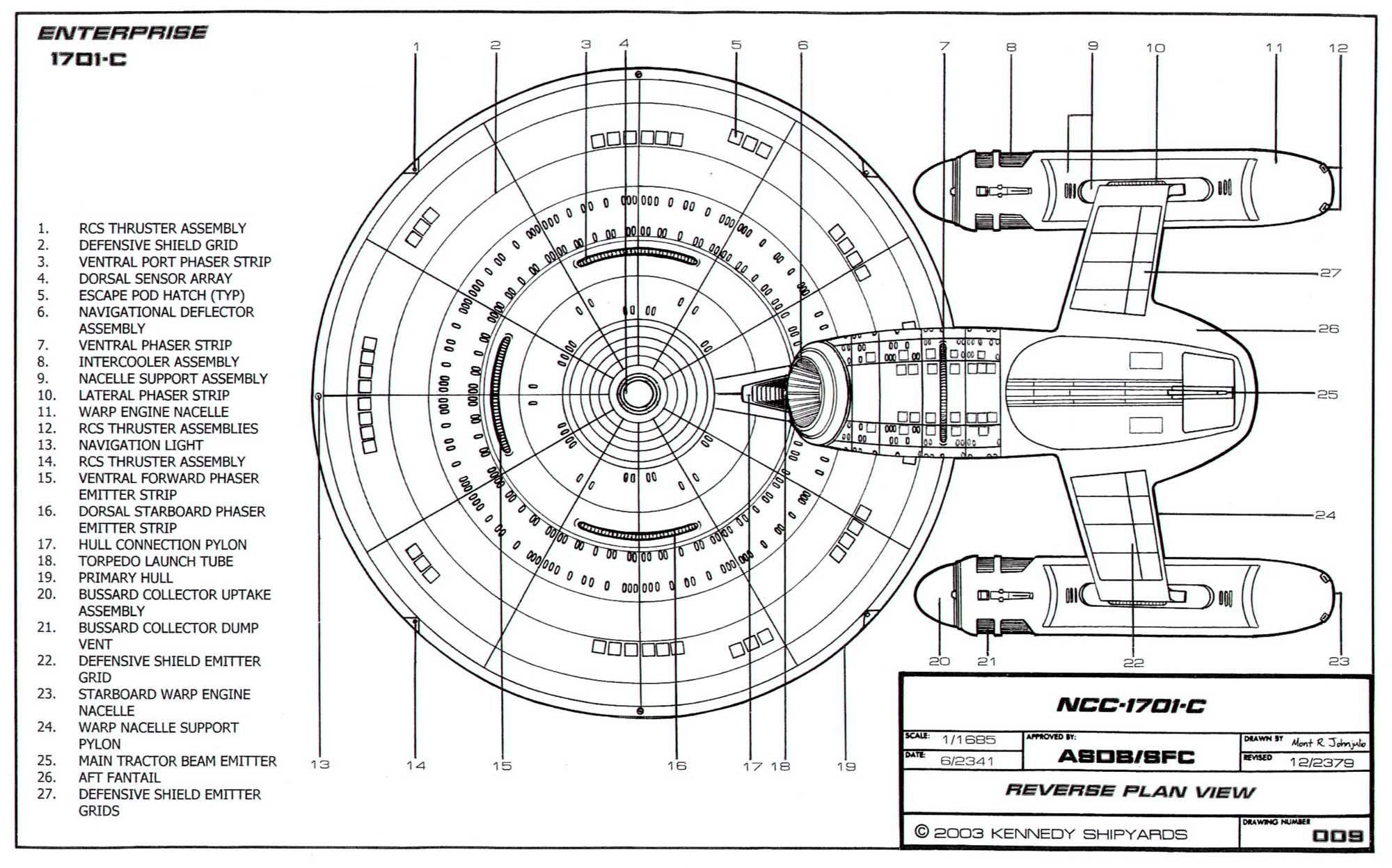 Sci Fi Outpost Schematics Star