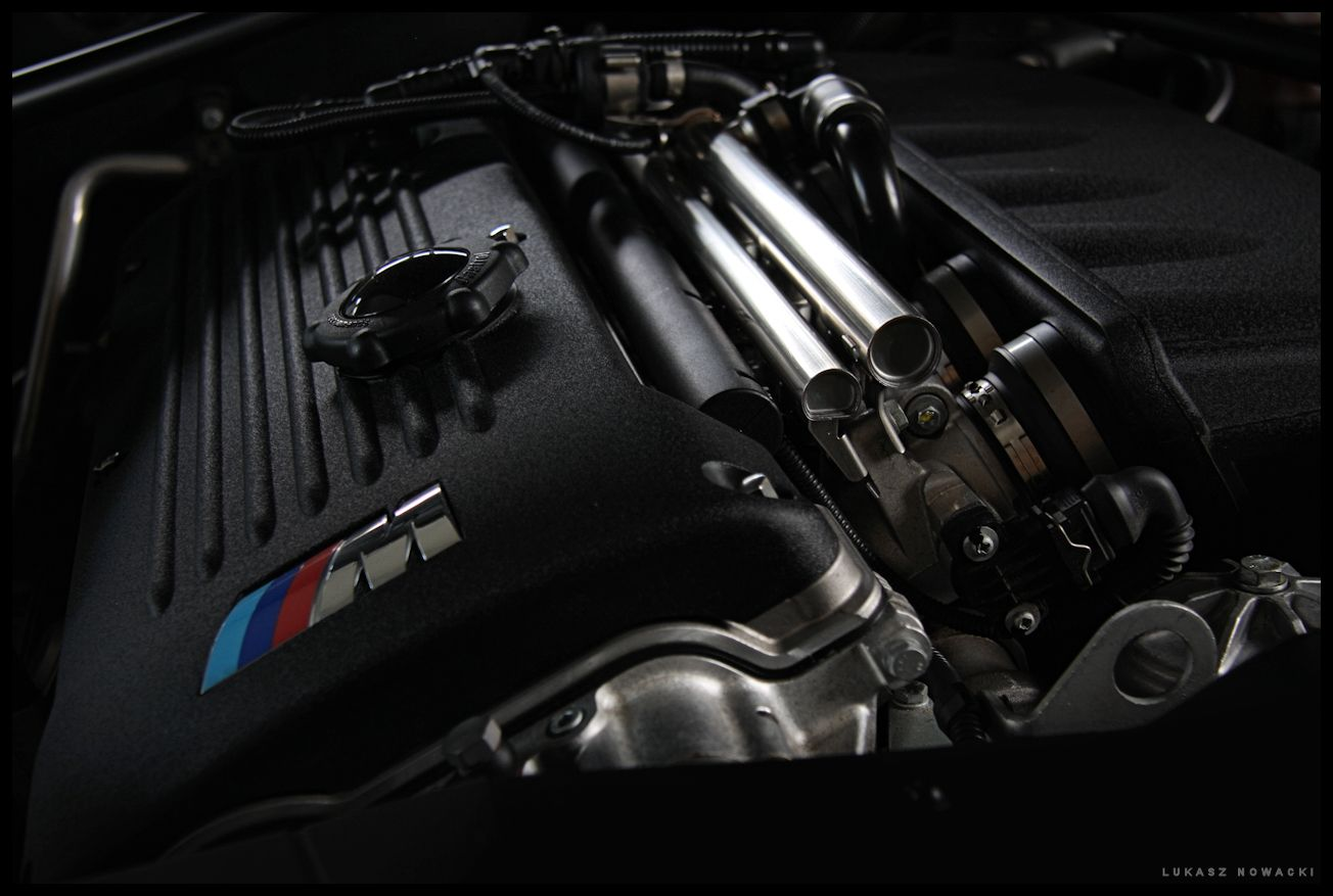 The BMW S54 engine  The last great high-output, naturally aspired