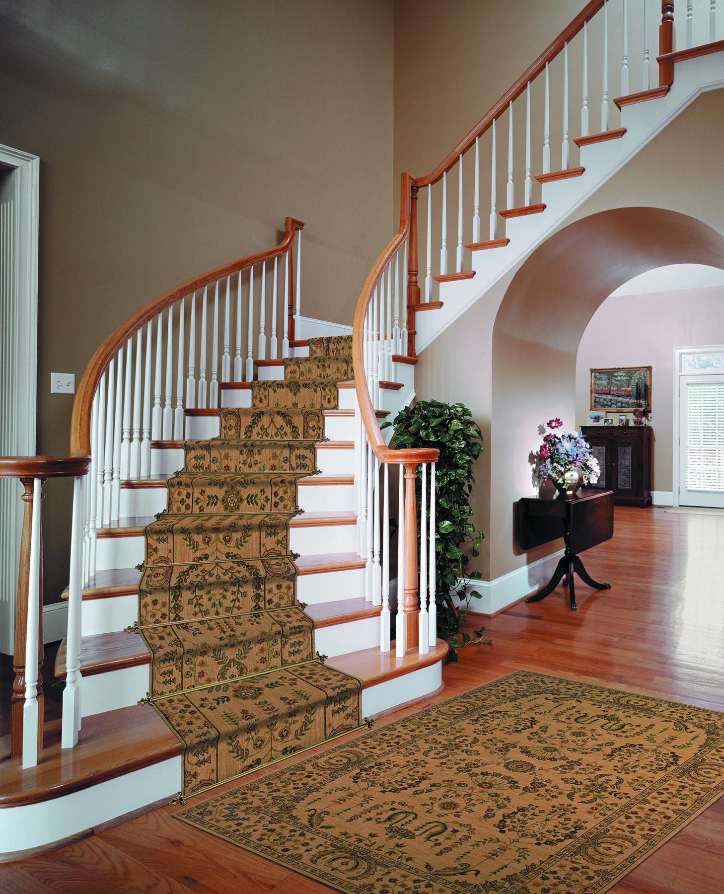 Best Nourison Stairway Runner 400 x 300