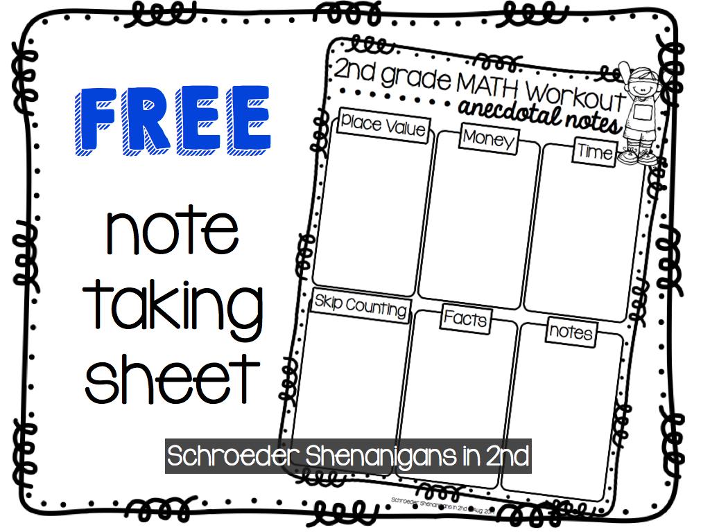 Science Note Taking Worksheet Pixelpaperskin – Note Taking Worksheet