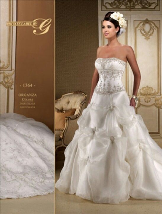 Private Label by G - Wedding Dress Style No. 1364 $1310 House of ...