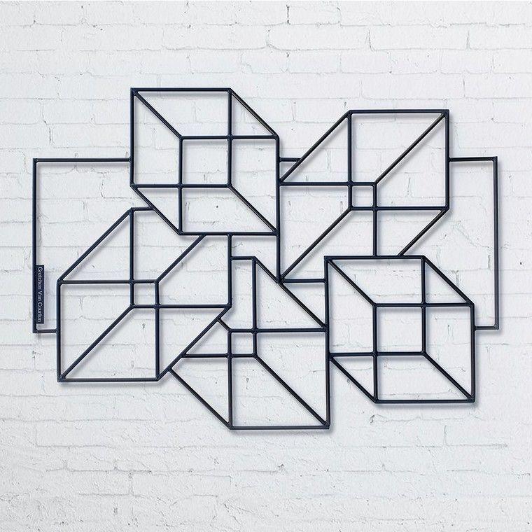Décoration Murale Métal Quelques Idées Pour Une Déco En Style