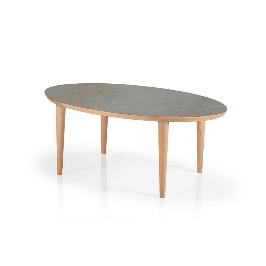 Lever Mc1281 Coffee Table Oval Shape Solid Timber Frame Top Finished In Standard Polyrey Or Beech Veneer Stained Coffee Table Table Restaurant Furniture [ 900 x 900 Pixel ]