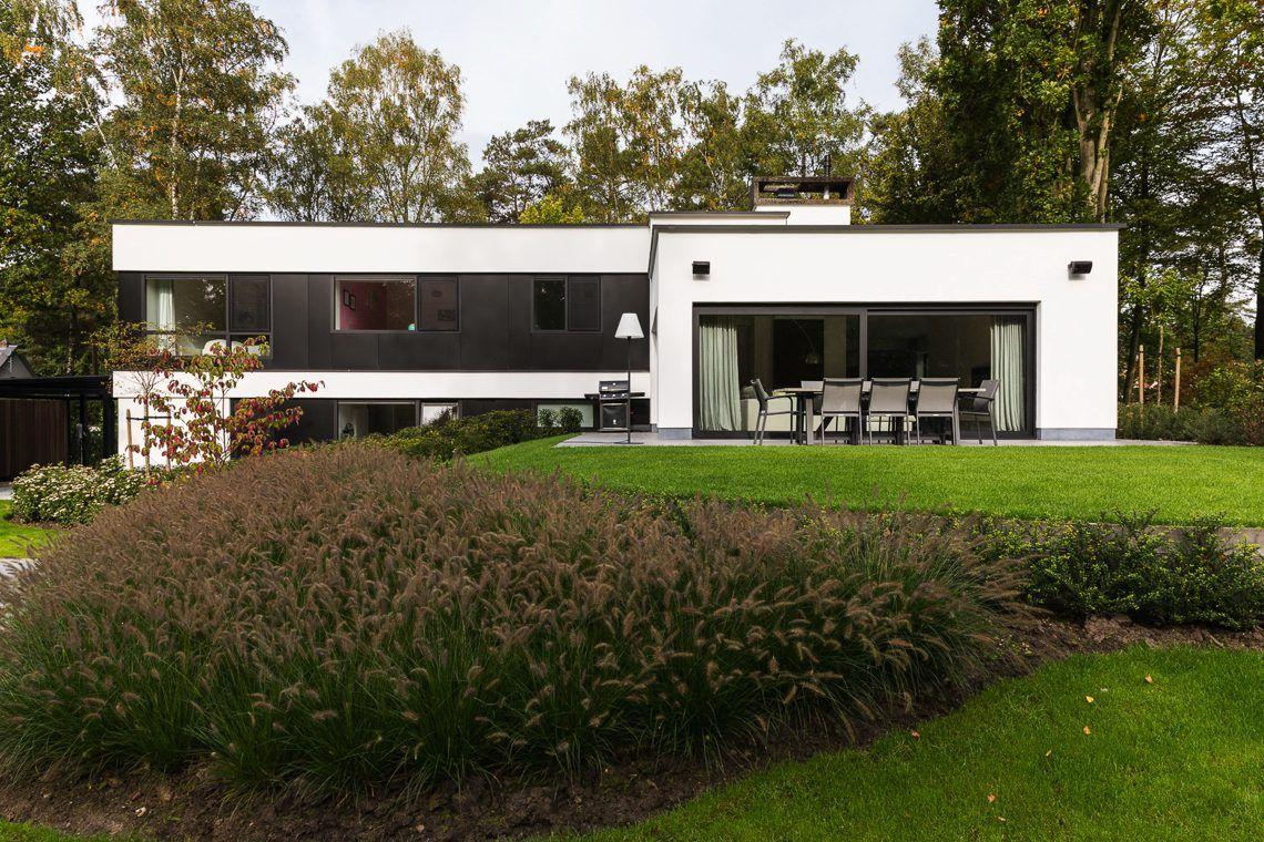 Sels exclusieve villabouw renovatie moderne villa schoten hoog