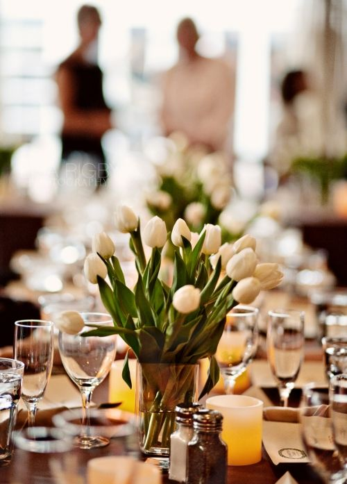 Image result for tulip wedding centerpieces
