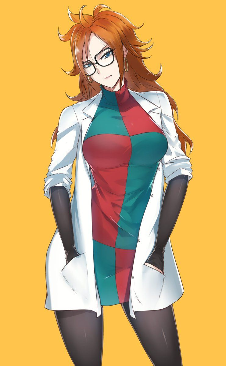 Android 21 from dragon ball fighterz by swordwaltz mk2 android 21 majin dragon ball - Dragon ball z 21 ...