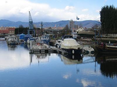 port colmar Alsace