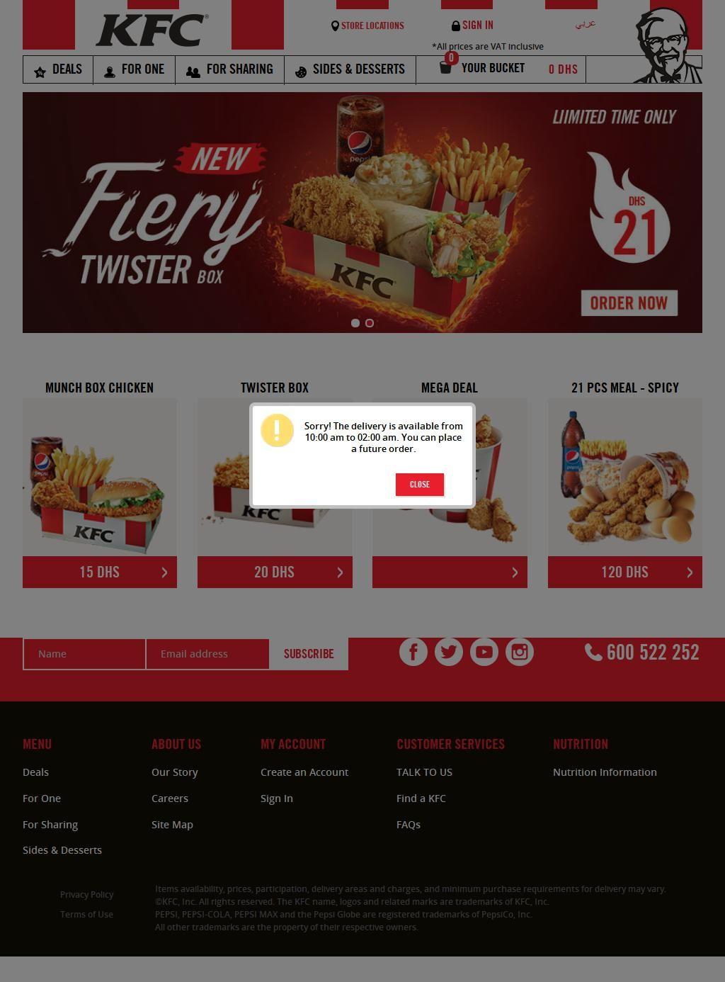Kfc Fast Food Restaurant Mercato Mall, 171, Jumeirah Road
