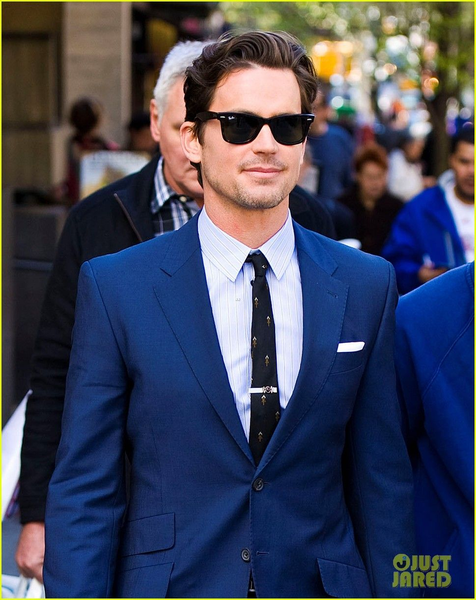 Matt Bomer Conjures Elvis For 'GQ Italia' | We, Words and Groomsmen