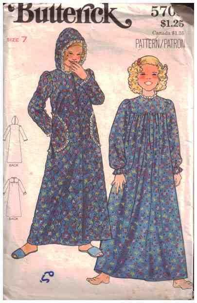 Butterick Sewing Pattern 5708 | Pinterest