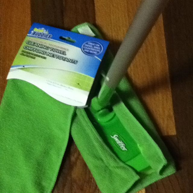 Dollar Store Microfiber Towels For Reusable Swiffer Pads