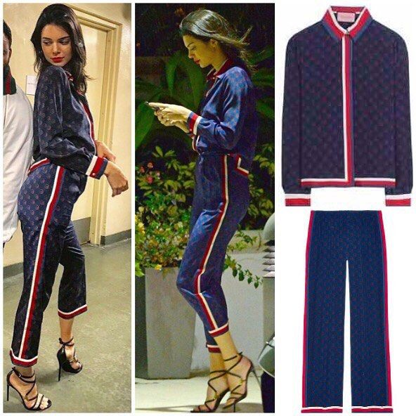 Kendall Jenner wearing Gucci in Miami yesterday http://liketk.it/2pMDe @liketoknow.it #liketkit #kendalljenner #gucci