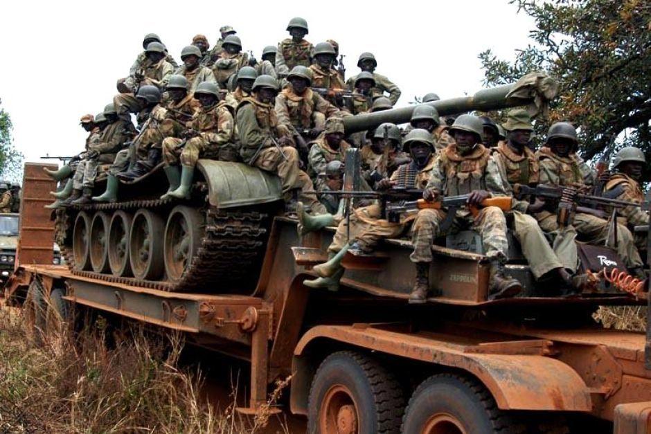 16 Most Powerful Militaries In Africa | Uganda