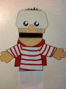 stick puppet idea