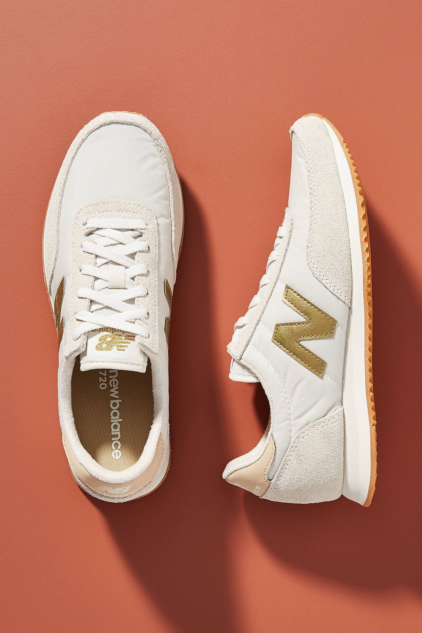 New Balance 720 Sneakers In White