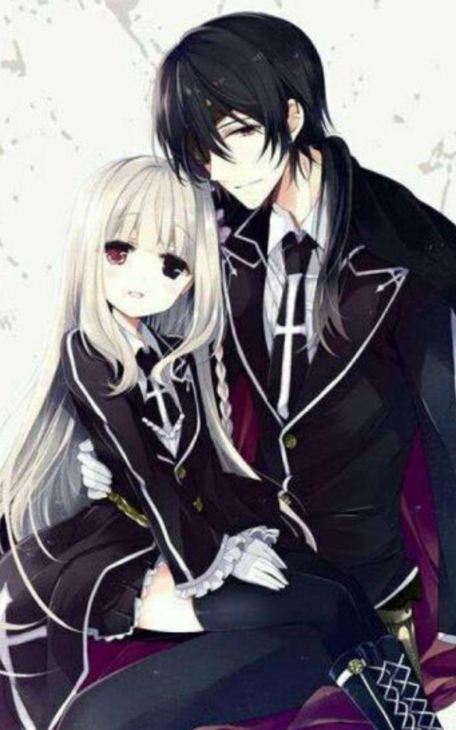 94 Gambar Gambar Anime Keren Pasangan Terbaik