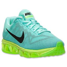 huge selection of 0bc03 2ea02 Women s Nike Air Max Tailwind 7 Running Shoes   Finish Line   Hyper  Turquoise Electric Green Black