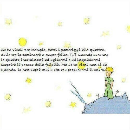 Frasi Amicizia Il Piccolo Principe.Il Piccolo Principe Emotions My Emotions Thoughts