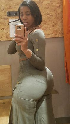 Big african booty-5533