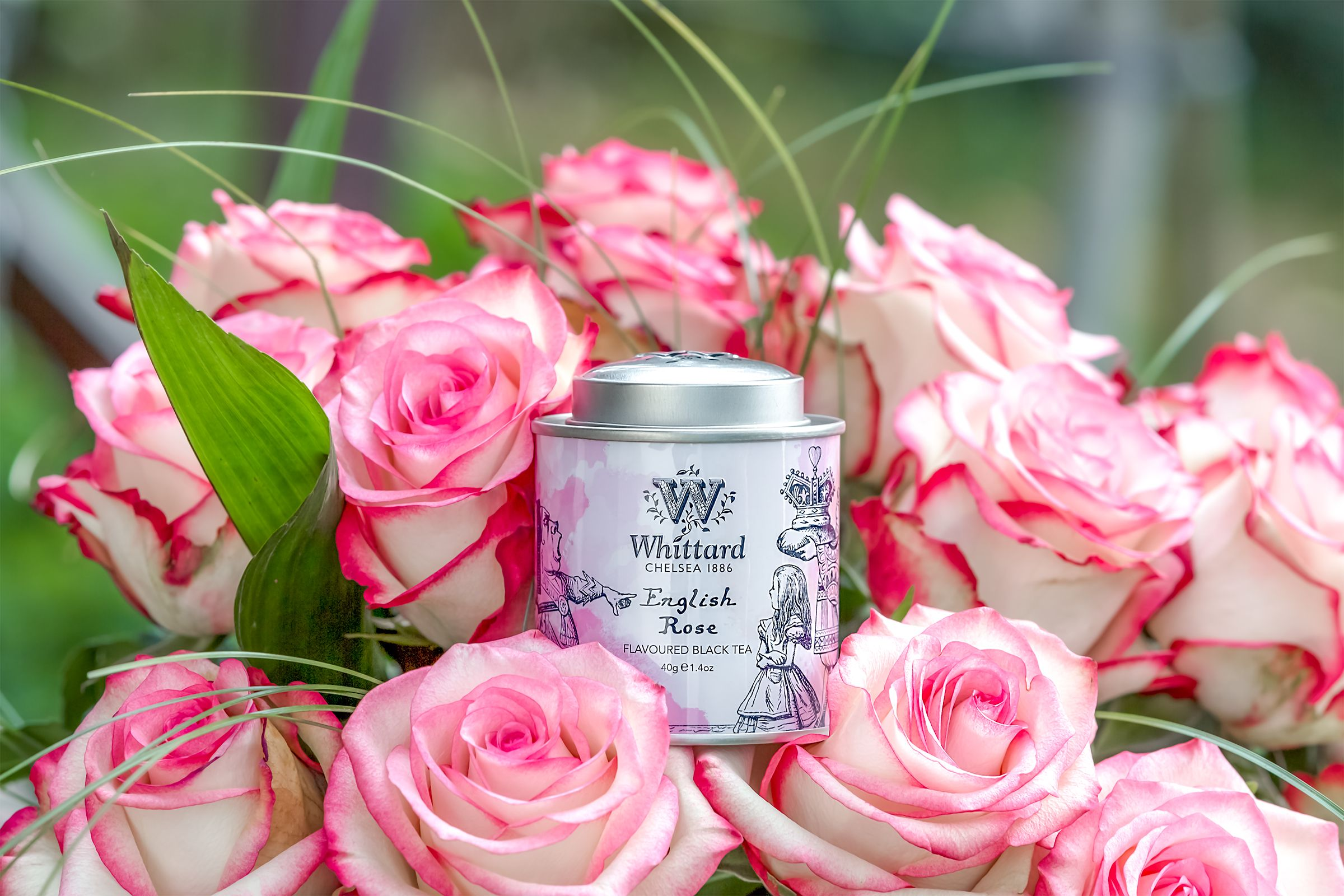 Lifestyle from our garden #tea #tealover #englishrose #whittard #pinkroses #roselover #flowers #teatime #highnoon #productphotography #lifestyle #lifestlyephotography #flavour #teacanister #productplacement #advertising #advertisingphotographer #advertisement #werbung