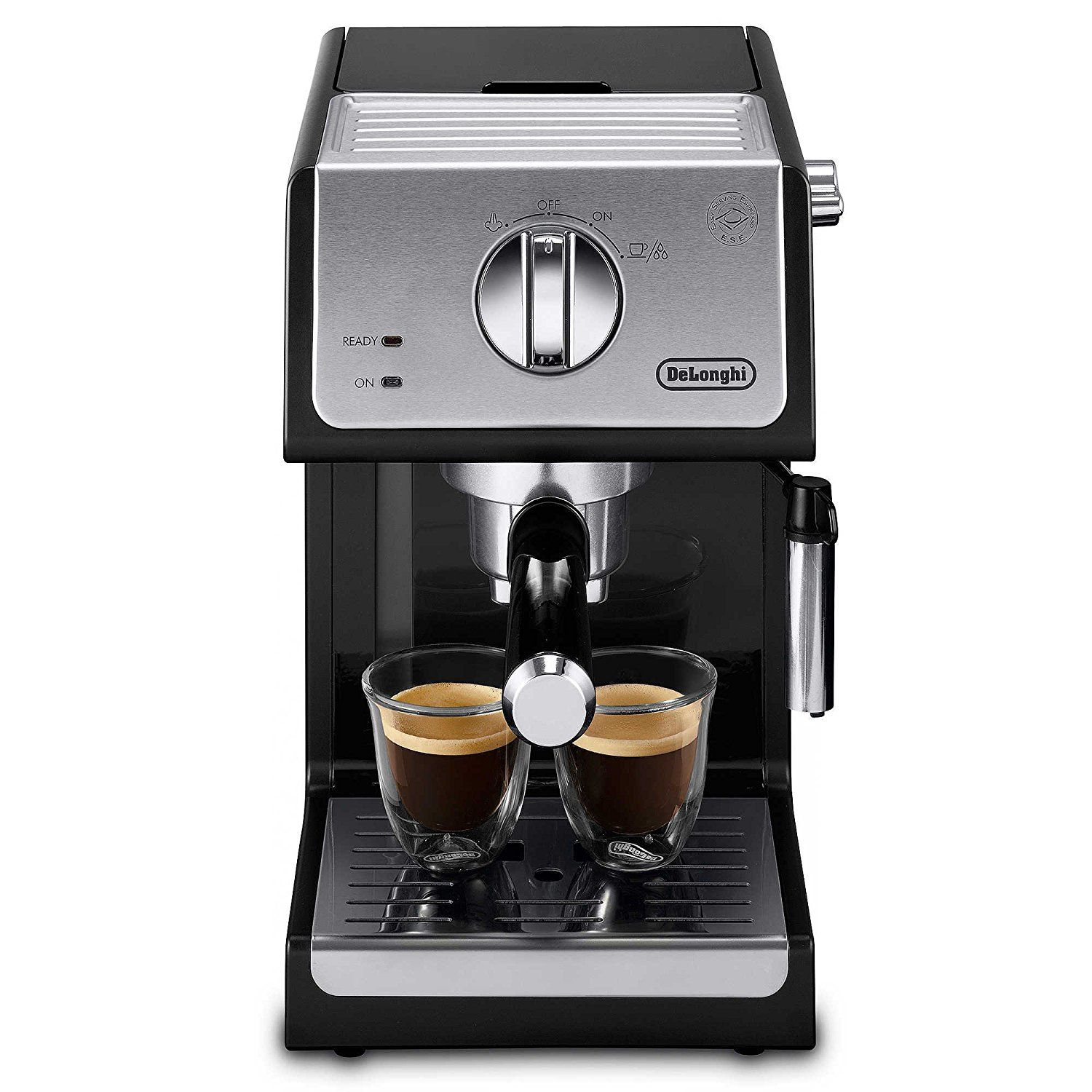 De'Longhi ECP3220 Espresso Cappuccino Maker Manual Frother