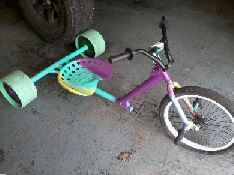 homemade drift trike- #drifttrike #drift-trikes