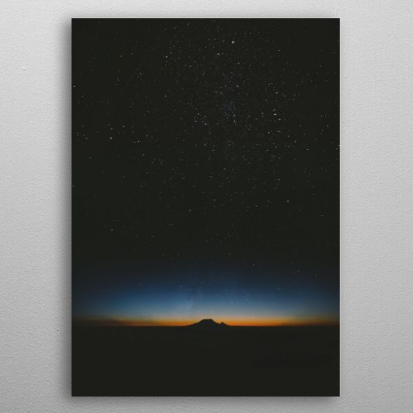 #boreal #austral #universo #sunset #heaven #nebula   Displate thumbnail