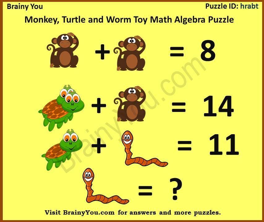 17 Math Algebra Picture Puzzles ideas | maths algebra, picture puzzles,  maths puzzles