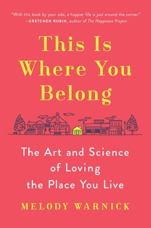 This Is Where You Belong by Melody Warnick: 9780143129660