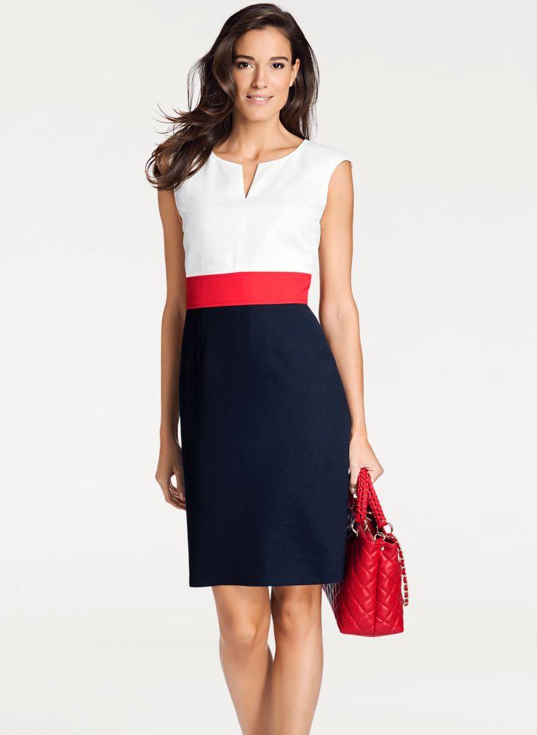 Etuikleider in 19  Kleider für große oberweite, Mode, Kleidung