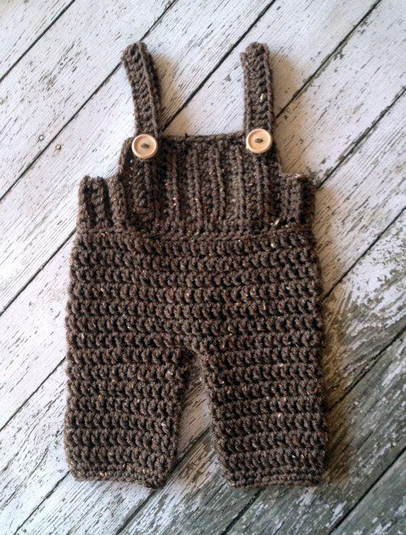 ähnliche Artikel Wie Gehäkelte Baby Overalls Hose Mit Hosenträger
