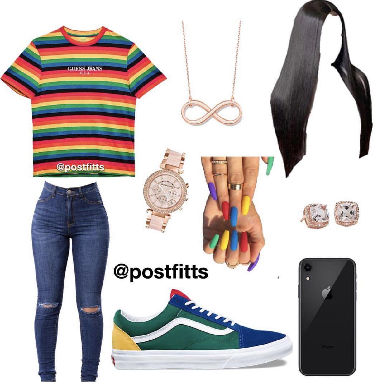 future closet ⚡️  Teenage fashion outfits, Swag outfits for