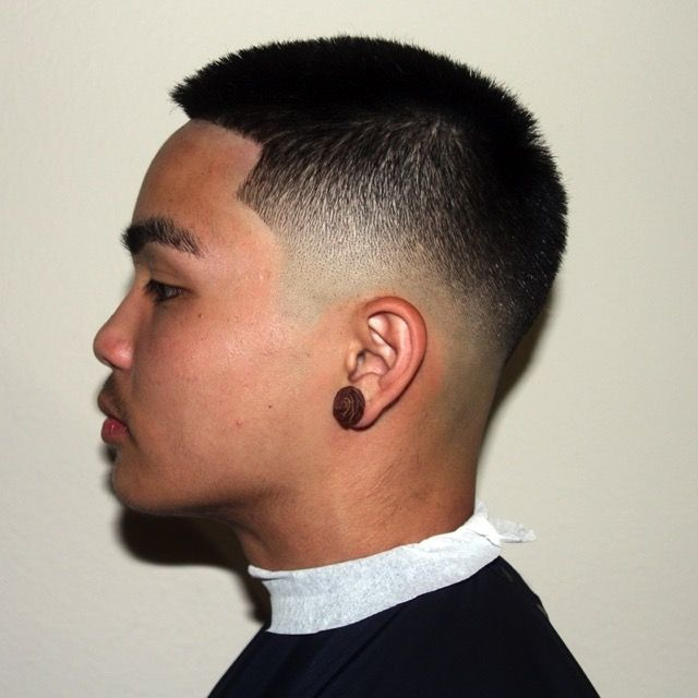 What Is A Bald Fade How To Cut A High Bald Fade Cabello Cortes