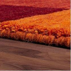 Teppich Gabbeh 306 Paco Home rechteckig Höhe 14 mm handgewebt Paco Home