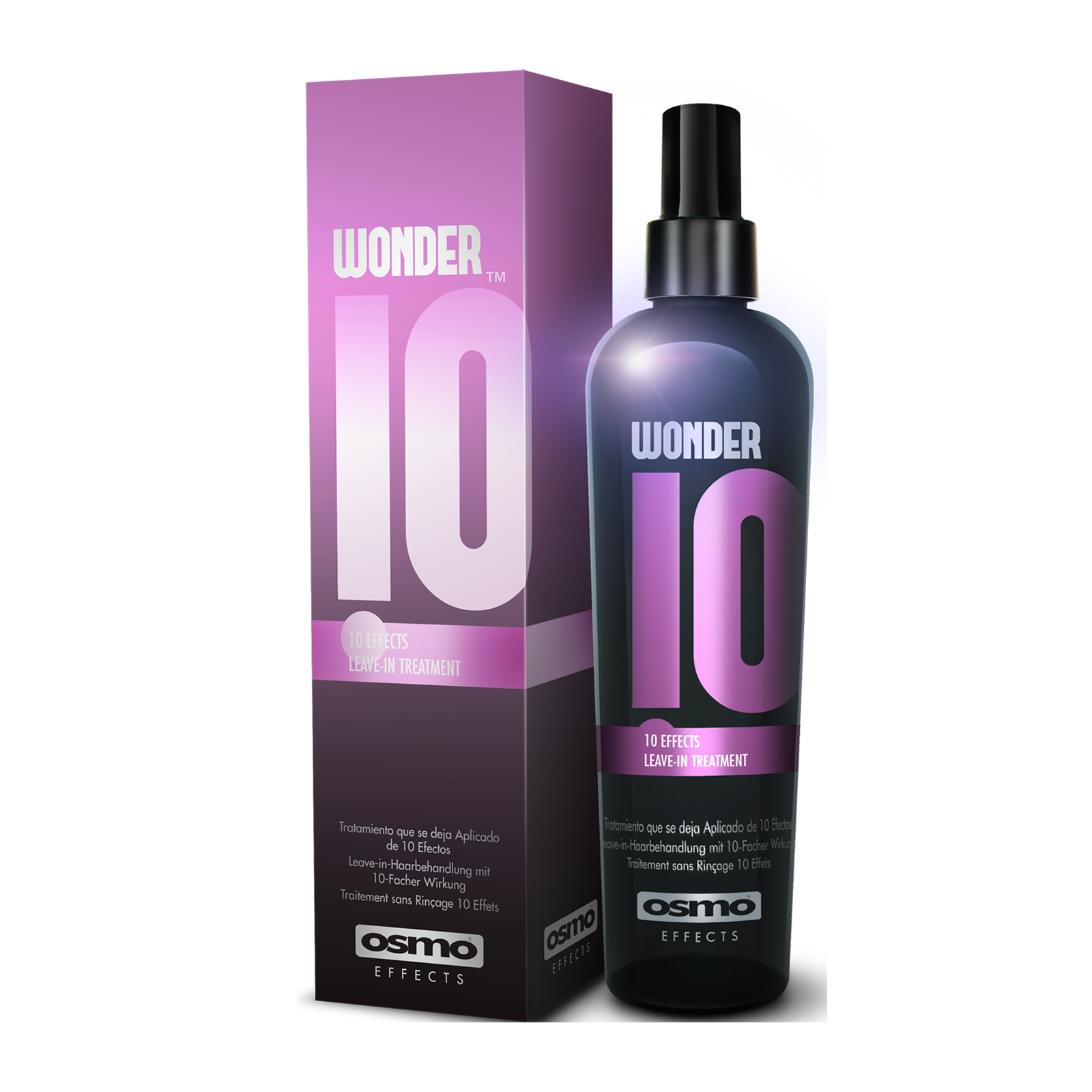 Osmo Effects Wonder 10 250ml Hair loss treatment shampoo