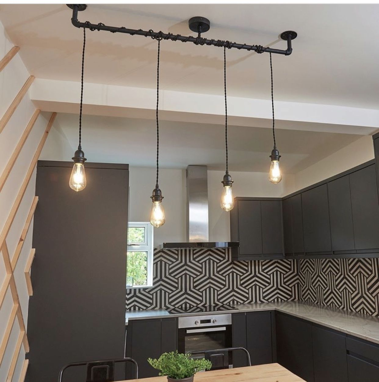 Pin By Angela Dubou On Home Inspo Kitchen Lighting Kitchen Lighting Fixtures Kitchen Island Pendants
