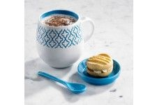 Davis & Waddell Marrakesh Mug Set Blue