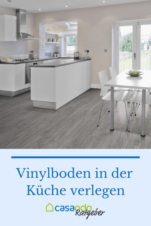 Vinylboden In Feuchtraumen Casando Ratgeber Vinylboden Grauer Vinylboden Vinylboden Kuche