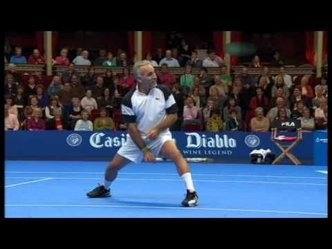 Mansour Bahrami Tennis Greatest Entertainer Tennis Legends Tennis Posters Tennis Pictures