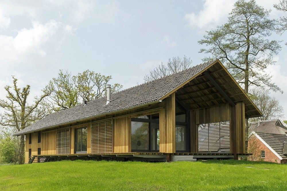 Foreco innovatief in hout (Project) - Schuurwoning - PhotoID #309566 - architectenweb.nl