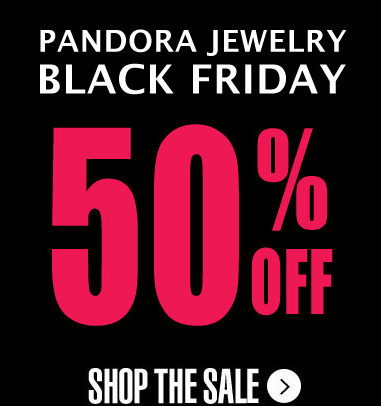 pandora black friday in store