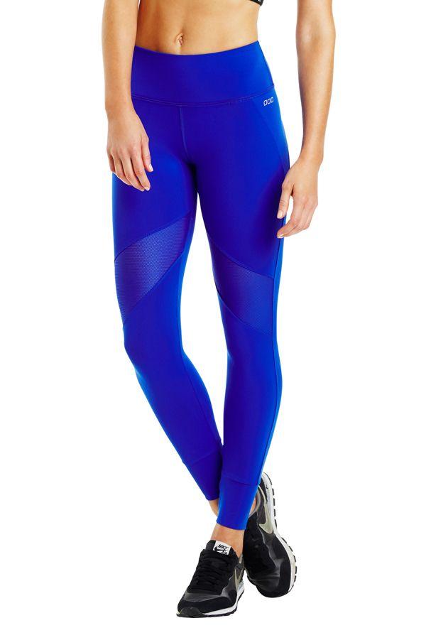 186ceea695412 Lorna Jane blue pants   Athletic Clothing   Tights, Blue tights ...