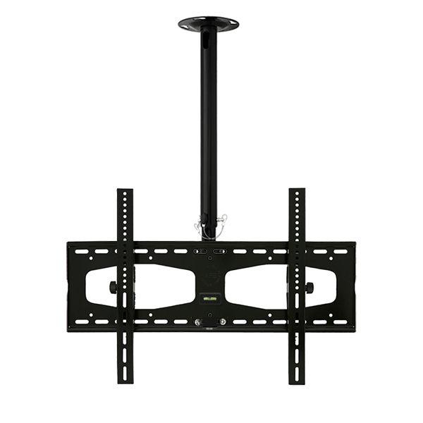 SAMSUNG Professional medium length rotating tilting ceiling bracket - large (C354BLK) > 40 inches > Ceiling TV Brackets