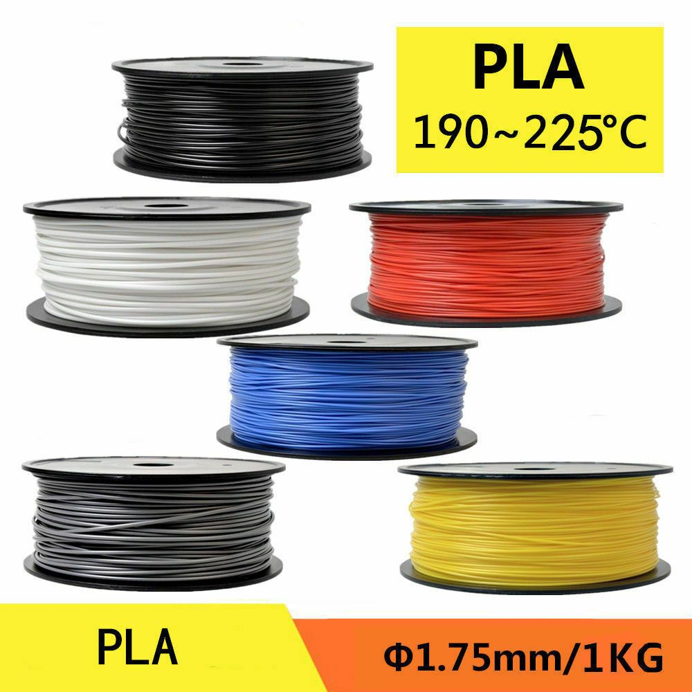 3d Printers & Supplies Computers/tablets & Networking Red Color 3d Printer Filament 1.75mm 1kg Abs For Print Makerbot Reprap