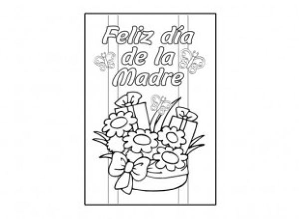 How To Write A Mothers Day Card In Spanish Happy Mothers