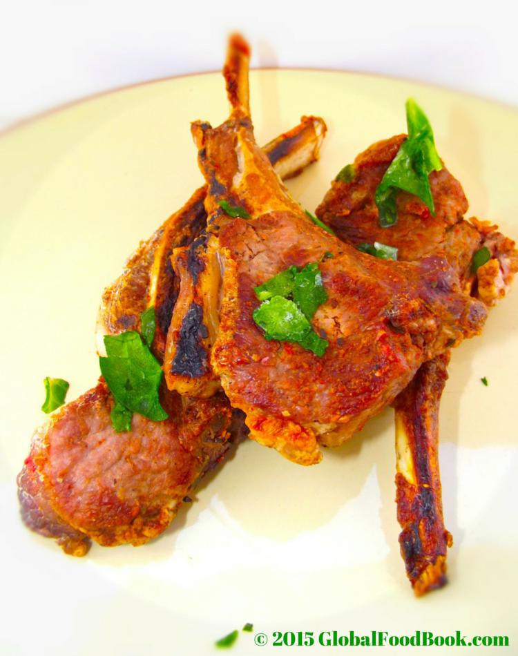 NICE Roasted Lamb Ribs Recipe