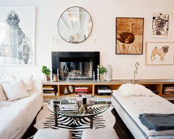 Wohnzimmer Dekorationsideen ~ Wohnzimmer deko grun best modern images